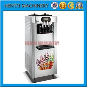 3 Flavors Soft Ice Cream Machine For Sale pictures & photos