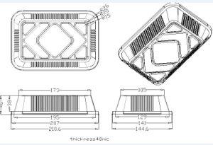 Airline Aluminium Container Production Line pictures & photos