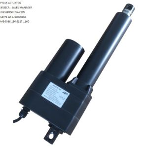 Agriculture Linear Actuator Gear Motor Type and Brush Commutation Linear Actuator pictures & photos