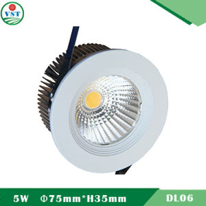 5W Adjustable LED Ceiling Down Light pictures & photos