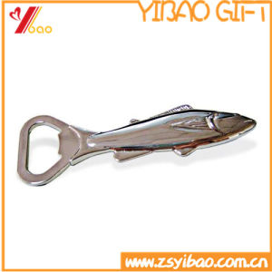 Fish Shape Metal Keychain Opener for promotional Gift (MK0102) pictures & photos