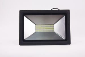 Epistar 2835 IP65 Outdoor RGB 100W LED Floodlight with IC Intelliigent Drive (SLIC 100W) pictures & photos