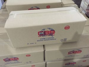 12V 7ah 6-Dzm-7 Electric Vehicle Battery of Good Price pictures & photos