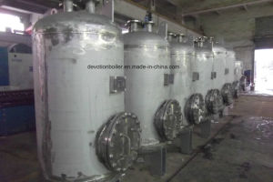 High Quality Stainless Steam-Hot Water Calorifier for Commercial Applications pictures & photos