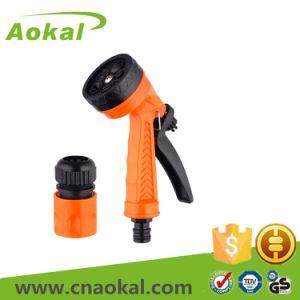 "High Pressure Water Spray Gun 1/2"" 3PCS Adjustable Gun pictures & photos"