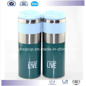 Promotional Double Wall Insulated Thermos Stainless Steel Travel Coffee Mug