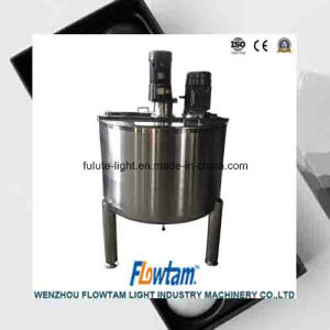 Stainless Steel Electric Heating Milk or Lotion Mixing Tank pictures & photos