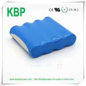 7.4V Lithium-Ion Rechargeable LiFePO4 Battery (4400mAh)