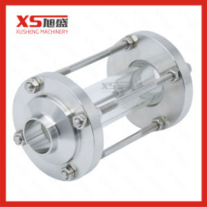 Sanitary Stainless Steel SMS Butt Weld Sight Glass pictures & photos