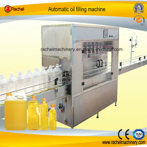 Corn Oil Filling Capping Machine pictures & photos