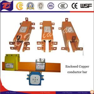 PVC Housing Flexible Enclose Crane Low Voltage Busbar pictures & photos