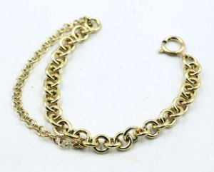 18k Gold Plated Stainless Steel Chain Bracelet for Woman pictures & photos