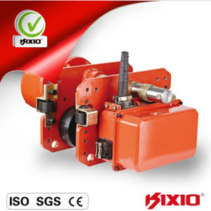 1 Ton Electric Chain Hoist with Cable Trolley pictures & photos