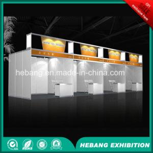 Hb-L00051 3X3 Aluminum Exhibition Booth pictures & photos