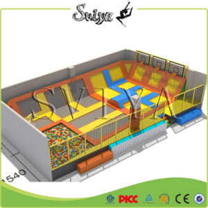Fashion Excellent Competitive Price ASTM Standard Big Bounce Trampoline pictures & photos