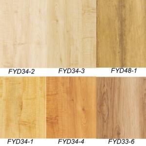 Maple Wood PVC WPC Vinyl Floor Tile (FYD-maple2) pictures & photos