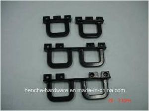 Aluminum Metal Alloy Casting Surface Flash (Black)