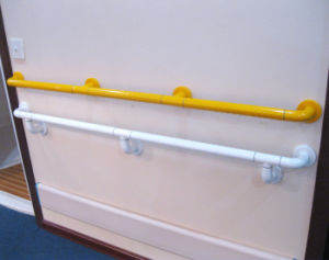 safety Rail of Nylon Cover and Aluminum Inside