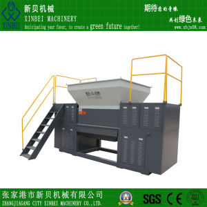 High Capacity Fishing Net Shredder