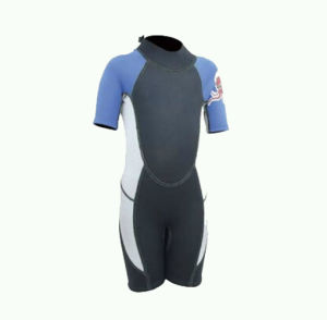 Neoprene New Design Fashion Shorty Wetsuit pictures & photos