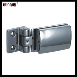 Stainless Steel Glass Hinge Fixed On Wall (HR1500L-30) pictures & photos