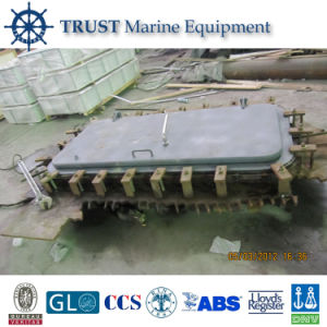 Steel Pressure Resistant Watertight Door for Ships pictures & photos