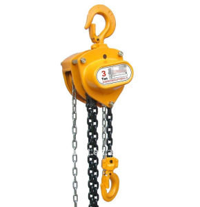 Chain Hoist/Chain Block/Manual Chain Hoist Kito Type pictures & photos