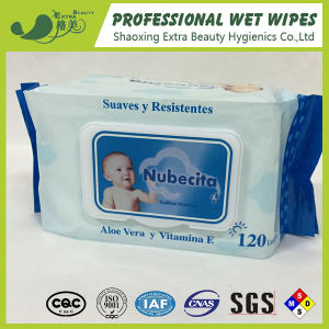 Baby Wet Tissue 120PCS pictures & photos