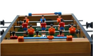 Mini Soccer Table Desktop Babyfoot Tables for Table Game (SGZ-012) pictures & photos