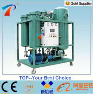 High Performance Wasteturbine Oil Purifier (Series TY) pictures & photos