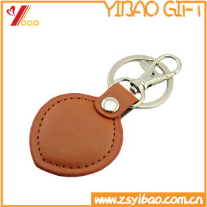 Wholesale Custom Leather Key Chain/Keychains for Promotional Gifts pictures & photos