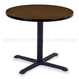 Wholesale Leisure Bar Club Restaurant Round Wooden Table (SP-GT103) pictures & photos