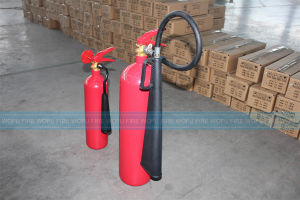 5kg CO2 Carbon Dioxide Fire Extinguisher pictures & photos