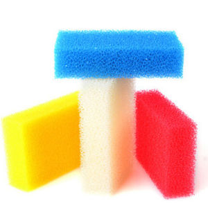 Colorful Dishes Sponge, Widely Use, Cleaning Sponge pictures & photos