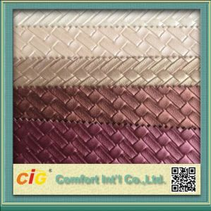 Chinese Upholstery Synthetic PVC Leather Vinyl pictures & photos