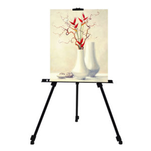 display Easel Steel Tripod Display Stand pictures & photos