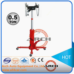 0.5 Ton Auto Transmission Jack (AAE-0802) pictures & photos