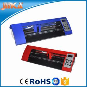 Automatic Contour Cutting Laser Sensor Desktop A3 Size Cutting Plotter pictures & photos