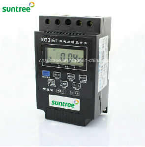 Kg316t Digital Time Switch pictures & photos