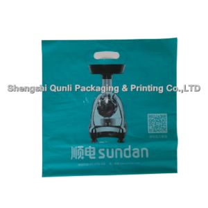 Shopping Bag with Die Cut Handle (SSQL-DCH02)