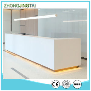 Pure White Pearl Type Quartz Stone for Processing Kitchen Vanity Top pictures & photos