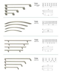 Modern European New Style Furniture Handle pictures & photos