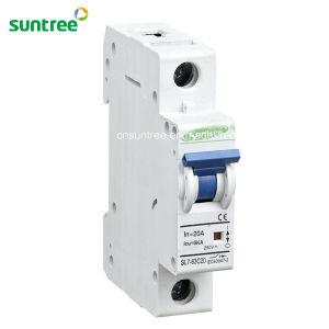 Solar Circuit Breaker DC550V DC1000V pictures & photos