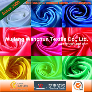 190t 210t 230t 290t Plain Colourful Polyester Taffeta Fabric pictures & photos