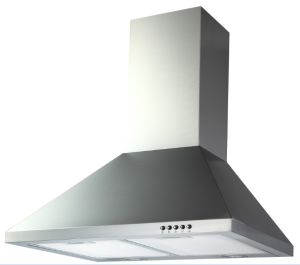 Excellent Quality Curved Tempered Glass Range Hood