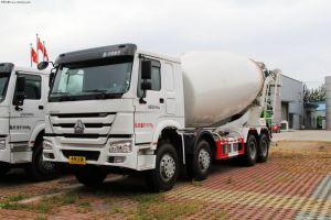 336HP HOWO 8m3 Mixer Concrete Truck/ 6X4 371HP Mixer Truck pictures & photos