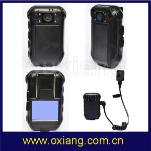 HD1080p Police Camera with 120degree Lens and External Mini Camera pictures & photos