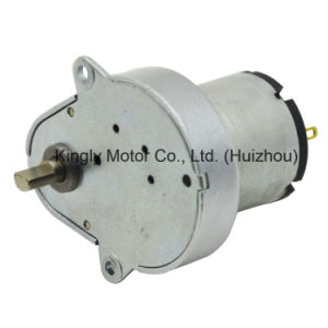 48mm High Torque 12V Electric Geared DC Motor for Robot pictures & photos