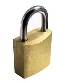 Brass Padlock, Steel Padlock, Padlock, Door Lock. Al411 pictures & photos
