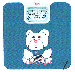 100g LCD Display Health Scale Bath Scale pictures & photos